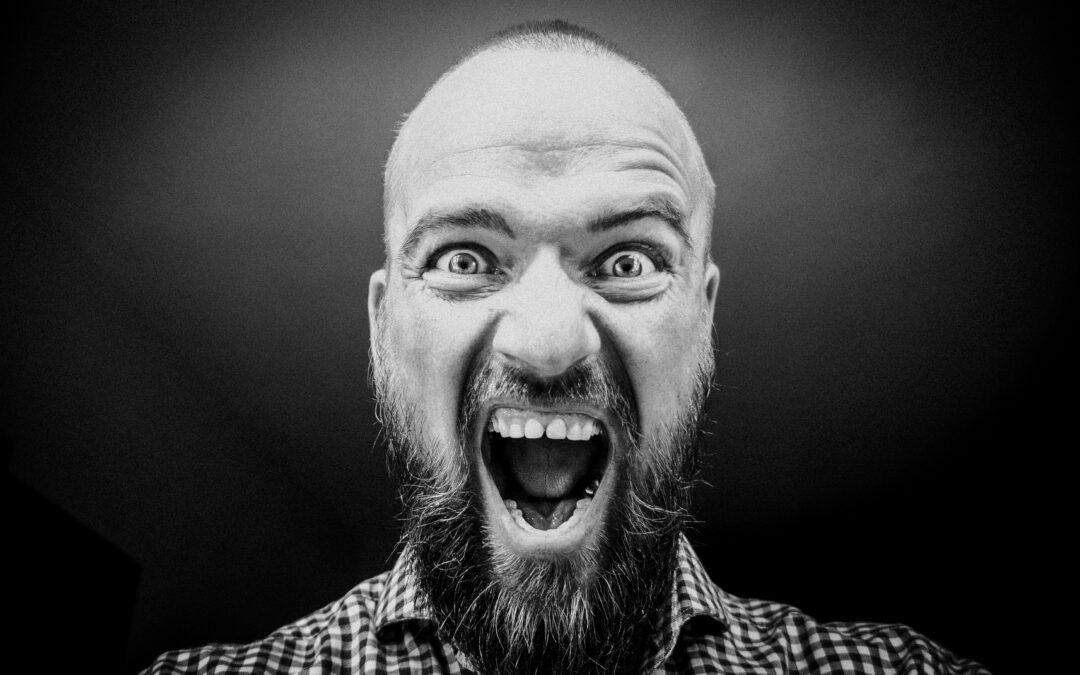 Mannenwerk: Het nut van woede / agressie?